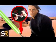 10 Star Wars Movie Scenes You've Never Seen - YouTube