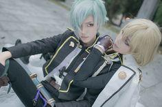 LIU CHIA YU(小穆) Higekiri, SHU(修) hizamaru Cosplay Photo - Cure WorldCosplay