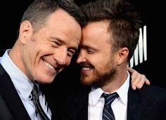 "And Aaron Paul got close to everyone: | The Cast Of ""Breaking Bad"" Celebrates Their Final Episodes"