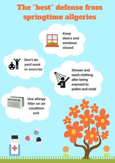 Protect yourself from spring time allergies with these useful tips and remedies
