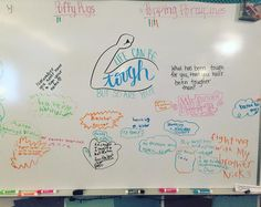 We are one tough class!! #miss5thswhiteboard #teachersfollowteachers
