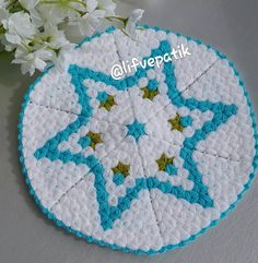 Doily Patterns, Baby Knitting Patterns, Doilies, Ravelry, Diy And Crafts, Holiday Decor, Christmas Tree, Crochet, Crochet Carpet