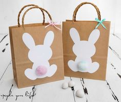 kunterbuntes osterallerlei gifts for him Easter Gift Bags, Easter Presents, Presents For Kids, Deco Tumblr, Happy Easter, Easter Bunny, Easter Crafts, Crafts For Kids, Summer Crafts