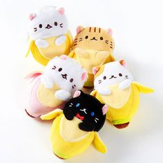 A cute gift for my little cousin - Bananya plush - Tokyo Otaku Mode