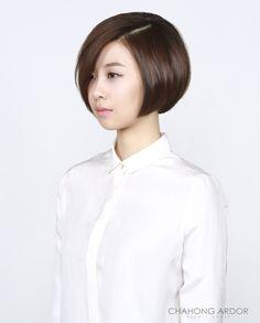 Chic Cushion Wave Perm 시크 쿠션 웨이브 펌 Hair Style by Chahong Ardor