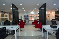 PORCELANOSA Group in the showroom for professionals by Prosein Caracas‎ #Porcelanosa ‎#Prosein ‎#Architecture ‎#interiordesign