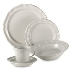 Mikasa® French Countryside Dinnerware Collection - BedBathandBeyond.com
