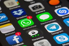 WhatsApp is testing dark mode for Apple iPhone users WhatsApp is seemingly testing dark mode for iOS. Not a surprise considering the recent experiments with the dark theme on the Android version of the app. Internet Marketing, Online Marketing, Social Media Marketing, Digital Marketing, Business Marketing, Online Business, Mobile Marketing, Social Networks, Strategy Business