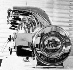La Pavoni coffee machine, 1948 Design: Gio Ponti Manufacturer: La Pavoni