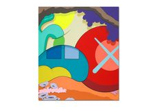 KAWS 'You Should Know I Know' Limited Edition Print