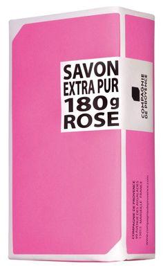 Compagnie de Provence Savon Rose Pink