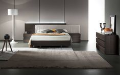 Made in Italy Wood Modern Contemporary Bedroom Sets San Diego California Rossetto-Edge-Oak-Termotratto