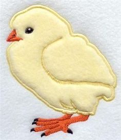 Machine Embroidery Designs at Embroidery Library! - Hens & Roosters (Applique)