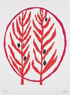 Louise Bourgeois - The Olive Branch, from L'Art... on MutualArt.com