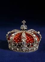Queen Lovisa Ulrika's Crown from 1751.