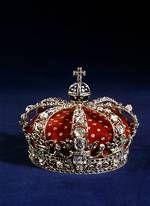 Queen Lovisa Ulrika's Crown from 1751.