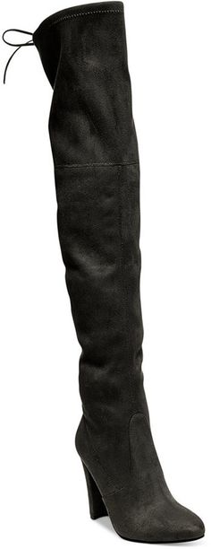 Perfect Stewart Weitzman Dupe -  Steve Madden Women's Gorgeous Over-The-Knee Boots