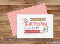 Carissa Miss: Birthday printables