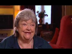 Interview with Maeve Binchy about creating a page turner.