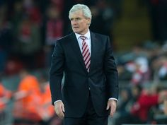 Mark Hughes: 'Nothing fortunate about Manchester City draw' #Manchester_City #Stoke_City #Football