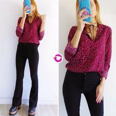El oxford me puede   [CAMISA PARIS] $590   [PANTALON ELVIS] $730  Local Belgrano Envíos Efectivo y tarjetas 3 cuotas sin interés Tienda Online www.oyuelito.com.ar  #followme #oyuelitostore #stylish #styles #fashion #model #fashionista #fashionpost #ootd #moda #clothing #instafashion #trendy #chic #girl #trends #outfitoftheday #selfie #showroom #loveit #look #lookbook #inspirationoftheday #modafemenina