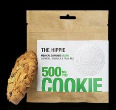 The Venice Cookie Company 500mg THC Cookie