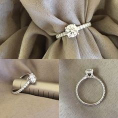 Bel Dia Collection of Engagement Rings