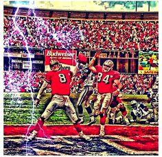 49ers throwback. Steve Young, Brent Jones