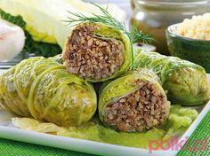 Przepis na gołąbki wegetariańskie z farszem z kaszy jaglanej i pieczarek to kulinarny hit. Zobacz nasz pomysł na to bezmięsne danie i przygotuj je!