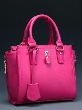 Two side transformation all-match handbag vintage handbags