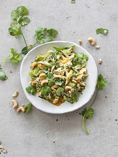Bang Bang Chicken Salad. Photo / Annabel Langbein Media