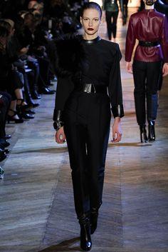 Saint Laurent Fall 2012 Ready-to-Wear Fashion Show - Roberta Cardenio (MARILYN)