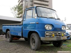 Mini Trucks, Old Trucks, Toyota Dyna, Japanese Cars, Old Cars, Cars And Motorcycles, Dream Cars, Classic Cars, Monster Trucks