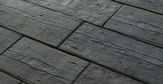 Barn Plank Pavers from Silver Creek
