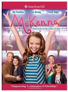 Great price! Perfect movies for little girls. An American Girl - McKenna Shoots for the Stars on DVD - Gift For Kids - A Thrifty Mom