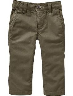 Skinny Pop-Color Khakis for Baby | Old Navy