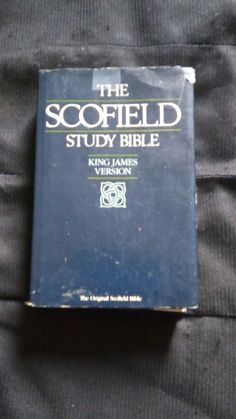 The Scofield Study Bible King James Version with Old and New Testaments #StudyBible #TheScofieldStudyBlible
