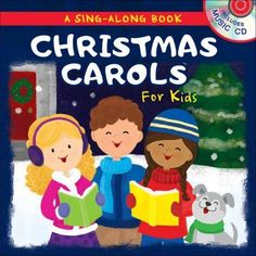 Christmas Carols for Kids, Black