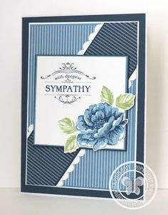 Stampin with Paula I like the design and color combo. Carol