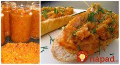 Úžasný recept z cukety, podľa mňa ten úplne najlepší! Potrebujeme: cuketa 1,5 kg olivový olej 140 ml cibuľa 5 ks cesnak 10 strúčikov soľ 3 lyžičky trstinový cukor 3 lyžice worchestrovej omáčka 6 lyžíc červený vínny ocot 2 lyžice paradajkový pretlak 300 ml čerstvo namleté korenie Kitchen Hacks, Pickles, Mashed Potatoes, Tacos, Food And Drink, Homemade, Meat, Chicken, Ethnic Recipes