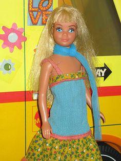 "Skipper"" was my first ""Barbie"" doll."
