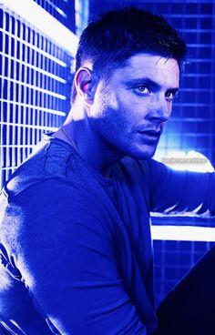 Jensen Ackles S9 photoshoot outtake #Supernatural Season 9 #Jensen #Dean Winchester
