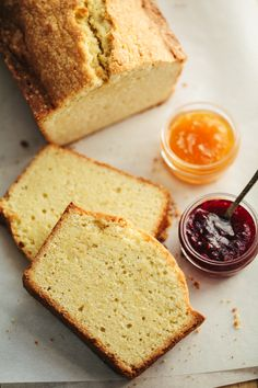 fresh ginger-lemon cake