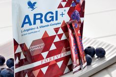 ARGI+® Sticks | Forever Living Products Austria Forever Aloe, Aloe Vera, Clean9, Vitamin Complex, L Arginine, Forever Living Products, Health Challenge, Natural Supplements, Helping People