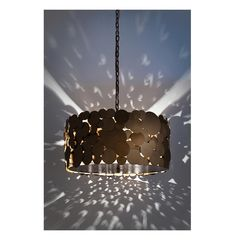 Ulysses Gold Iron Disc 3 Light Chandelier | Kathy Kuo Home Circle Chandelier, 3 Light Chandelier, Light Project, Iron, Ceiling Lights, Gold, Outdoor Ceiling Lights, Ceiling Fixtures, Ceiling Lighting
