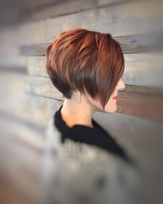 Cute Feminine Pixie Cut