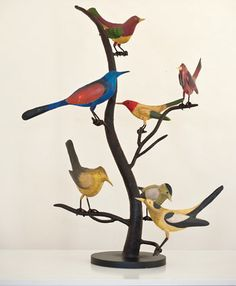 6029: Birds Sculpture (Product Detail)
