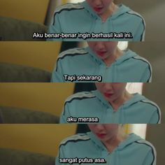 #Kutipan #Quote #Motivasi #KpopQuotes Quotes Drama Korea, Drama Quotes, Text Quotes, Film Quotes, Jokes Quotes, Sad Quotes, Book Quotes, Qoutes, Submarine Quotes