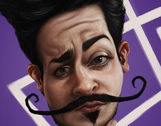 "Check out new work on my @Behance portfolio: ""Auto Caricatura"" http://be.net/gallery/51103185/Auto-Caricatura"