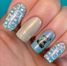Winter Nails, Painting, Beauty, Painting Art, Cosmetology, Paintings, Painted Canvas